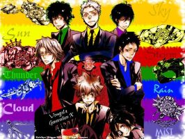 Vongola Generation X vr. 2 by MoonStar18