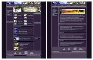 Web Interface - v1 by dioeye