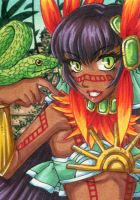 Feathered Serpent by Aiko-Mustang