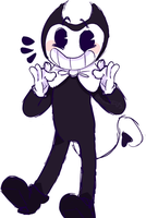 Bendy by smeefus-corn