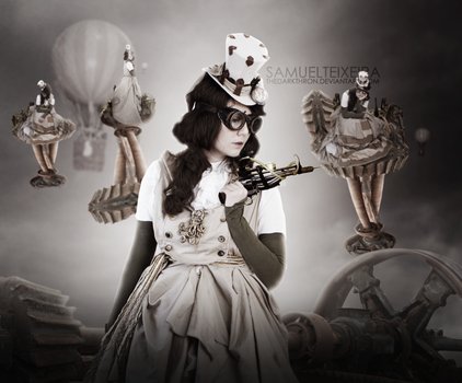 The fantastic world of steampunk by samueltd