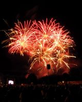 Classical sparks fireworks 3 by RealmKnight