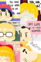 Earthbound icons! by SadMilks