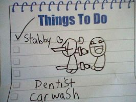 Things to do by Burnzy69