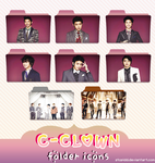 c-clown folder icons #2 by stopidd
