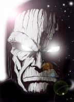 Darkseid by TardisTailz700