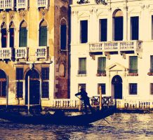 enchanting Venice by marjol3in1977