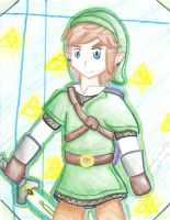 Link by Shiny-Aura-Time
