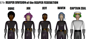 67th Reaper Division by ownerfate