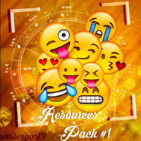 Resources Pack #1 by SmilerGorl9