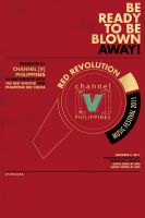 Chanel [V] Ph Red Revolution Poster AD by Click-Art