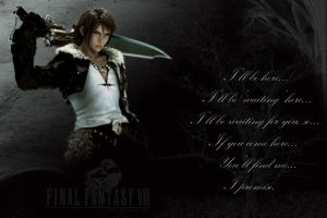 Squall Wallpaper 2 by ShinraWallpapers