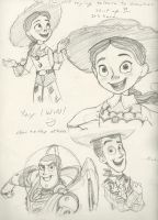 Toy Story Bonanza 3 by sunami56