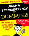Human Transmutation For Dummies by peacefulinvasion