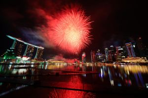 Fireworks by the Bay 2010 - 2 by Shooter1970