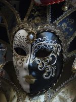 Venician Masks - 2 by Nerzi