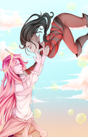 Bubbline by Kawaiiipoop