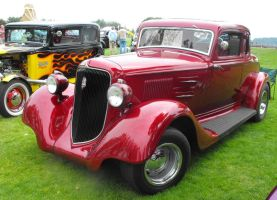 1934 Plymouth PE Coupe by Photos-By-Michelle