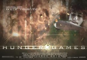 District 6 Male HG Poster by heatona