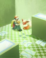 Red's journal, day 4 to 5 by octopus-interphone