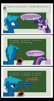 Question Time 90: Coller by stashine-nightfire
