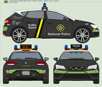 Luketopia - National Police Traffic Guard Variant by bar27262