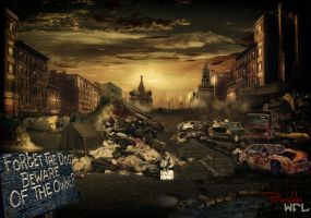 Project 1 - Judgment day (Moskow) by Piroshki-Photography