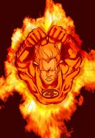 Johnny Storm by Rene-L