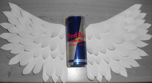 Red Bull's DO have wings!! by matstar102