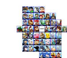 Smash Bros 4 Wishlist by AG311
