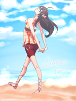 Summer by wooyoona