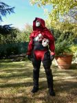 Jack of Blades Cosplay by Fable95