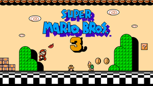 Super Mario Bros. 3 by Doctor-G