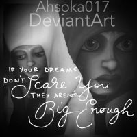 They aren't big enough by Ahsoka017