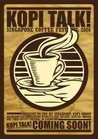 Kopi Talk by instantrust