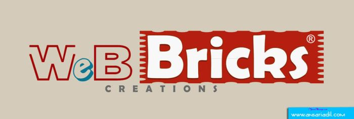 Web Bricks Logo by adilansari