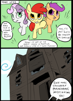 MLP Project - Blood is Thicker... 26 by Metal-Kitty