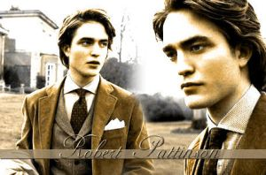 English Boy :: Rob Pattinson by forapessimist