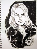 HeroesCon 2011 - Rose Tyler by mysteryming