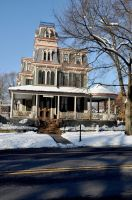 Victorian House 3 by FairieGoodMother