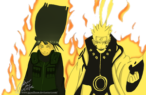 Naruto 615 - Connected - (NARUHINA) by GgaallaaM