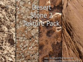 Desert Stone Texture Pk 2 of 4 by DustwaveStock