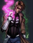 gambit colored by JamieFayX