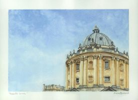 Radcliffe Camera, Oxford by Jb-612
