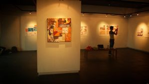 DIPLOMA EXHIBITION 1 by amirulhafiz