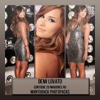 Photopack 403: Demi Lovato by PerfectPhotopacksHQ