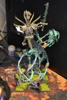 Nagash, Supreme Lord of the Undead by Brother-Maynard