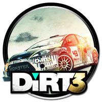DIRT 3 Icon by mohitg