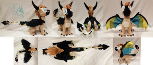 Zero - Custom Plush by Fire-Topaz