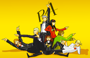 persona parade by zombielike
